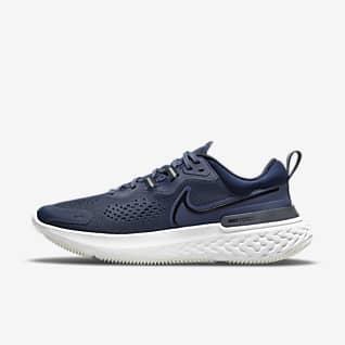 Nike React Miler 2 รองเท้าวิ่งโร้ดรันนิ่งผู้ชาย