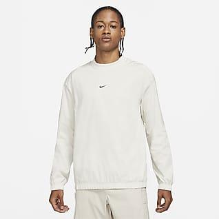 Nike Sportswear Style Essentials Men's Long-Sleeve Lined Top