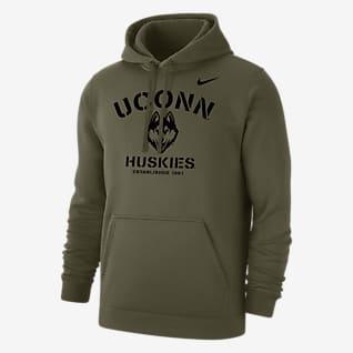 Nike College Club Fleece (UConn) Men's Hoodie