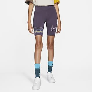 Nike Sportswear N7 Shorts de ciclismo con gráfico para mujer