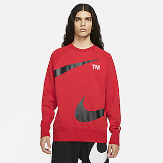 Nike Sportswear Swoosh Sudadera de tejido Fleece para hombre