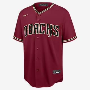 MLB Arizona Diamondbacks (Madison Bumgarner) Men's Replica Baseball Jersey