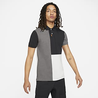The Nike Polo Men's Colour-Blocked Slim Fit Polo