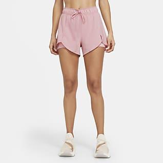 Nike Flex Essential 2-i-1 Treningsshorts til dame