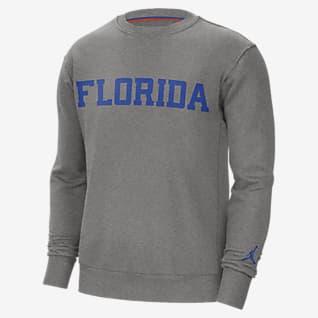 Jordan College (Florida) Sudadera de cuello redondo para hombre