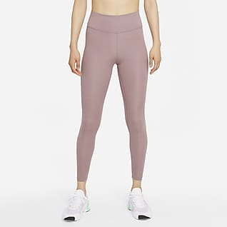 Nike Dri-FIT One 女款中腰內搭褲