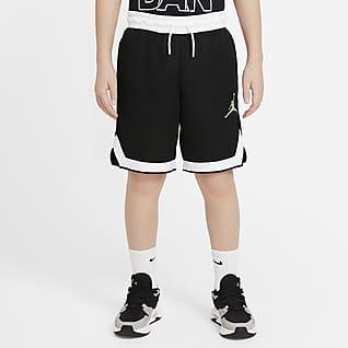 Jordan Shorts para niño talla grande