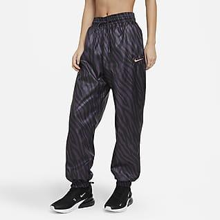 Nike Sportswear Icon Clash กางเกงขายาวผู้หญิง