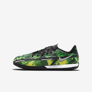 Nike Jr. Phantom GT2 Academy IC Younger/Older Kids' Indoor/Court Football Shoes
