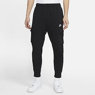 Nike Sportswear Club French Terry 男子工装长裤