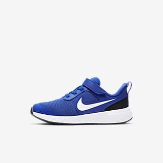 Nike Revolution 5 Calzado para niños talla pequeña (ancho)