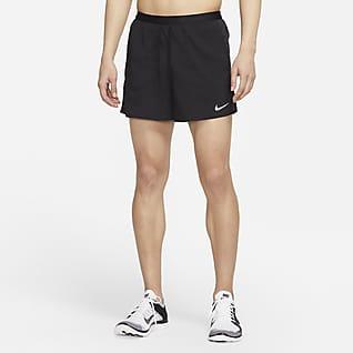 Nike Flex Stride Run Division กางเกงวิ่งขาสั้นมีซับในผู้ชาย