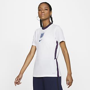 Equipamento principal Stadium Inglaterra 2020 Camisola de futebol para mulher
