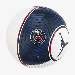 Paris Saint-Germain Strike Soccer Ball