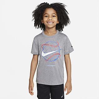 Nike Dri-FIT Elite Playera para niños talla pequeña