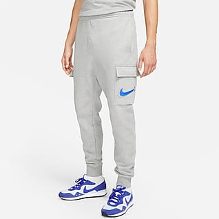 Nike Sportswear Court Pantaloni cargo in fleece - Uomo