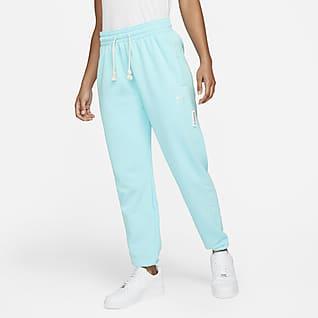 Nike Dri-FIT Swoosh Fly Standard Issue Pantalones de básquetbol para mujer