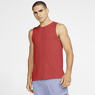 Nike Yoga Camisola sem mangas para homem