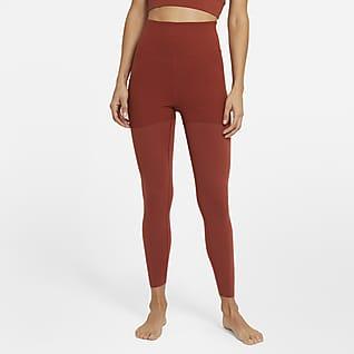 Nike Yoga Luxe Layered Leggings de 7/8 para mujer