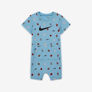 Nike Baby (12-24M) Printed Romper