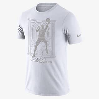 Giannis Antetokounmpo Bucks MVP Men's Nike Dri-FIT NBA T-Shirt