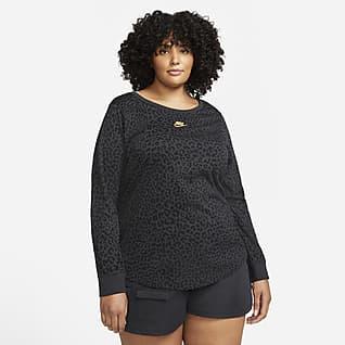 Nike Sportswear Women's Long-Sleeve T-Shirt (Plus Size)