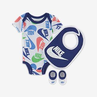 Nike Baby (0-6M) 3-Piece Set