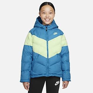 Nike Sportswear Big Kids' Synthetic-Fill Jacket