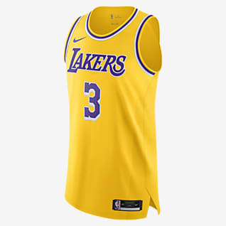 Anthony Davis (nba) Lakers Icon Edition 2020 Nike NBA Authentic Jersey
