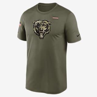 Nike Dri-FIT Salute to Service Legend (NFL Chicago Bears) Men's T-Shirt