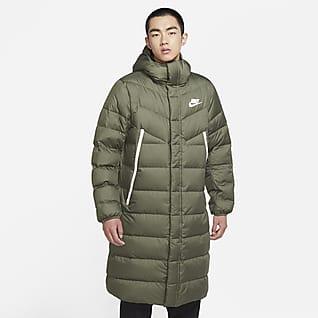 Nike Sportswear Down-Fill Windrunner 男子连帽外套