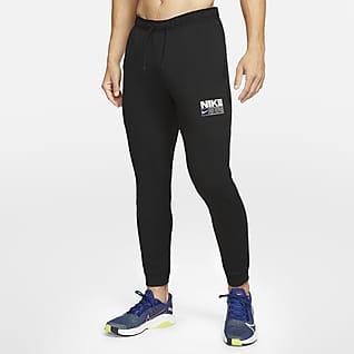 Nike Dri-FIT Ανδρικό παντελόνι προπόνησης που στενεύει προς τα κάτω