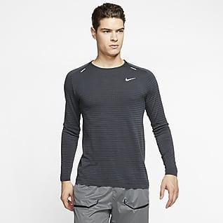 Nike TechKnit Ultra Haut de running à manches longues pour Homme