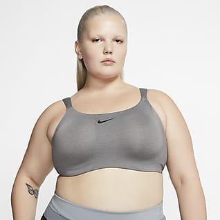 Nike Bold Bra deportivo Underwire con almohadillas de alta sujeción para mujer (talla grande)