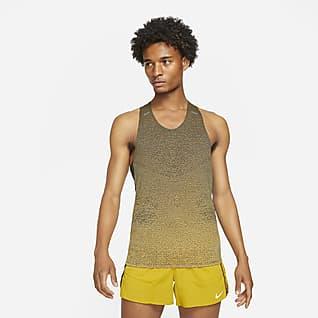 Nike Run Division Pinnacle Camiseta de tirantes de running para hombre