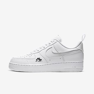 air force one blanc homme