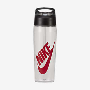 Nike 24oz TR HyperCharge Straw ขวดน้ำ