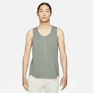 Nike Yoga Dri-FIT เสื้อกล้ามผู้ชาย