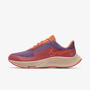 Nike Air Zoom Pegasus 38 Shield By You Zapatillas de running para el mal tiempo personalizables - Hombre