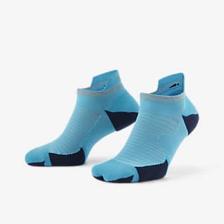 Nike Spark Cushioned No-Show Running Socks