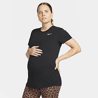 Nike Dri-FIT (M) Damen-Schwangerschafts-T-Shirt