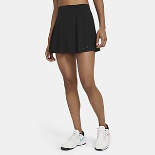Nike Club Skirt Saia de ténis normal para mulher (alta)