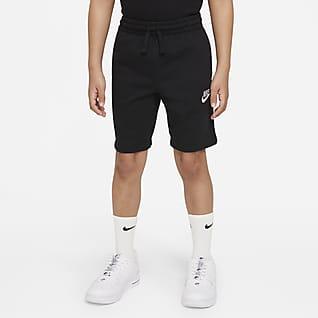 Nike Sportswear Club Shorts para niños talla pequeña