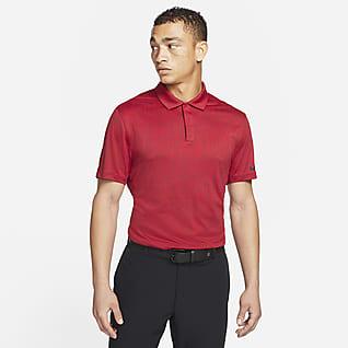 Nike Dri-FIT ADV Tiger Woods Мужская рубашка-поло для гольфа