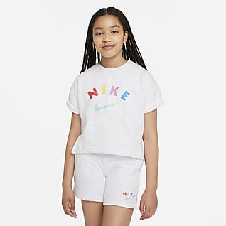 Nike Sportswear Big Kids' (Girls') Crew