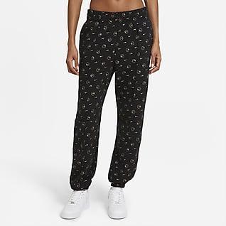 Nike Sportswear Pantaloni stampati - Donna
