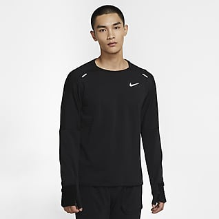 Nike 男子跑步圆领上衣