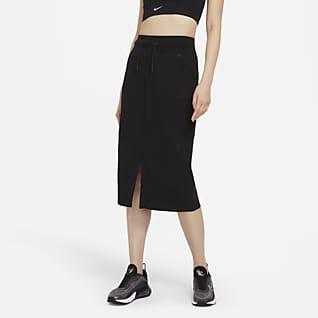 Nike Sportswear Tech Fleece 女子针织裙