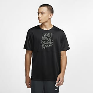 Nike Dri-FIT Wild Run 男款跑步上衣