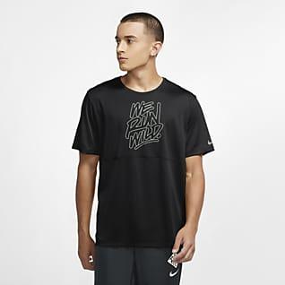 Nike Dri-FIT Wild Run 男款跑步上衣